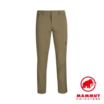 【Mammut】Hiking Pants 經典健行長褲 橄欖綠 男款 #1022-00420