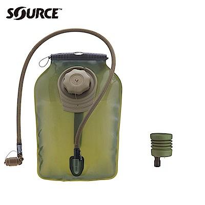 SOURCE WXP UTA軍用水袋4610130203 狼棕色