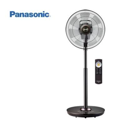 福利品 Panasonic國際牌 14吋 8段速微電腦遙控ECO溫控DC直流電風扇 F-H14GND-K