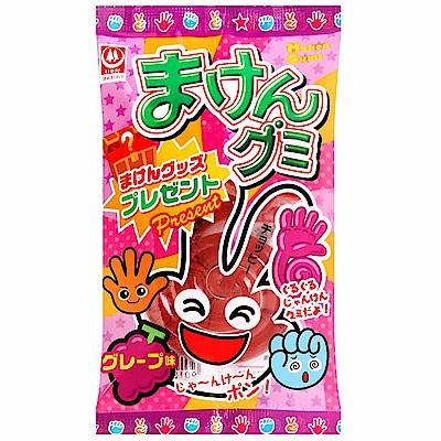 杉本屋 猜拳軟糖-葡萄風味(15g)
