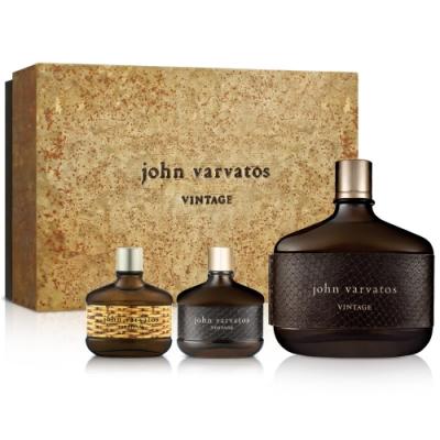 John Varvatos 尼克強納斯 工匠經典男性淡香水禮盒