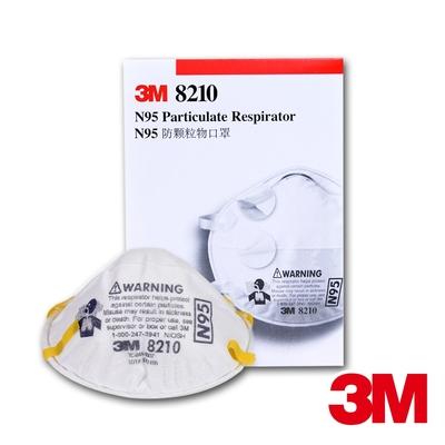 3M 美規N95等級 防護口罩(20片x5盒)