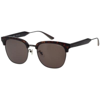 POLICE 太陽眼鏡 (琥珀色)SPL856K