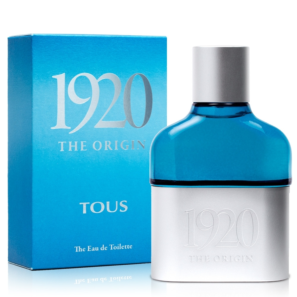 TOUS 愛在初戀男性淡香水60ml product image 1
