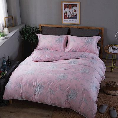 夢工場 三生三世40支紗天絲兩用被床包組-雙人