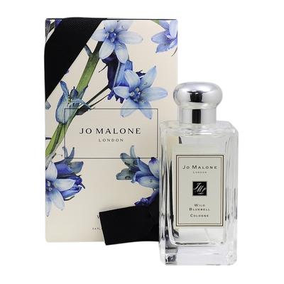 (盒損良品)Jo Malone 藍風鈴 香水100ml-限量花盒包裝版