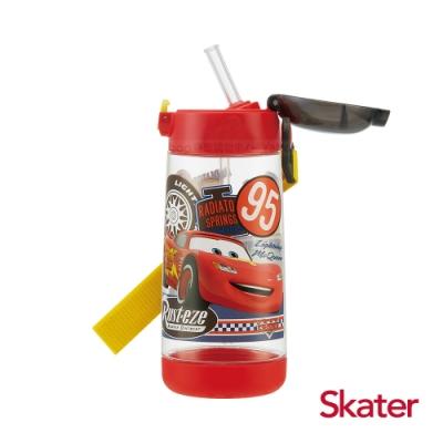 Skater 吸管水壺(480ml)PET 麥昆