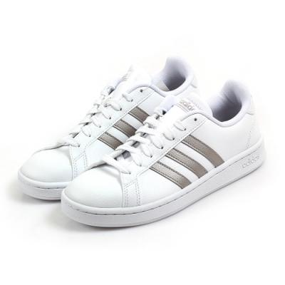 愛迪達 ADIDAS GRAND COURT 休閒鞋-女 F36485