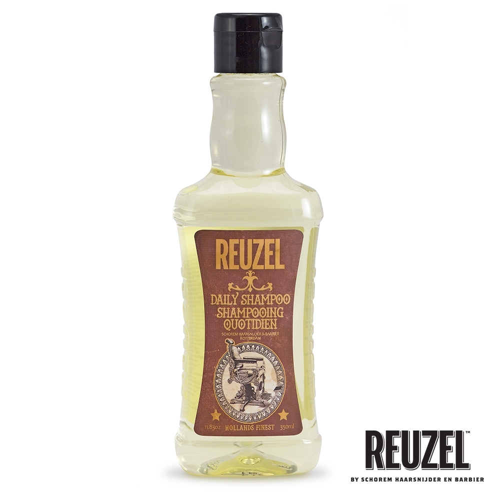 REUZEL Daily Shampoo 日常全身保濕髮浴 350ml