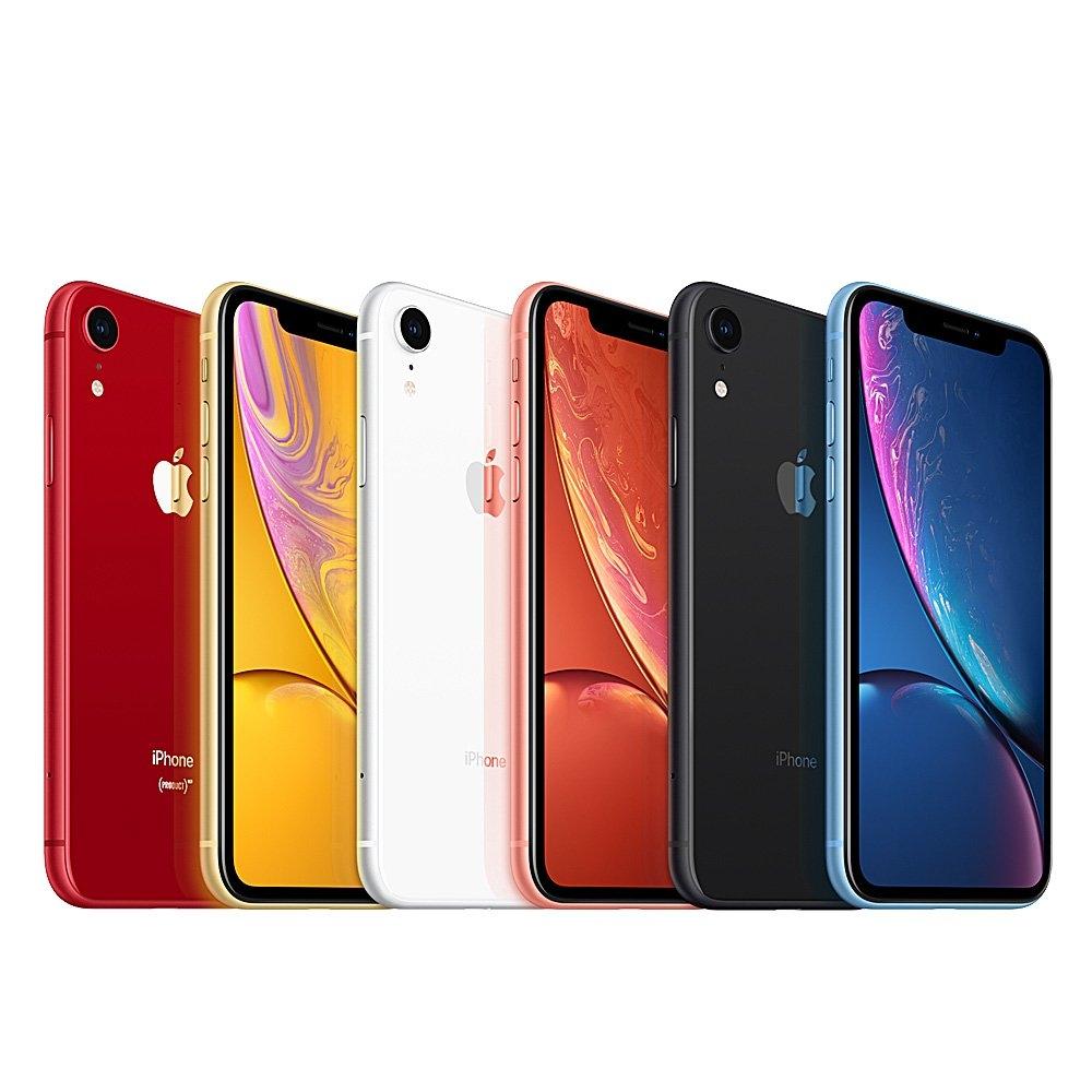 【福利品】Apple iPhone XR 128G 6.1吋智慧型手機(九成新)