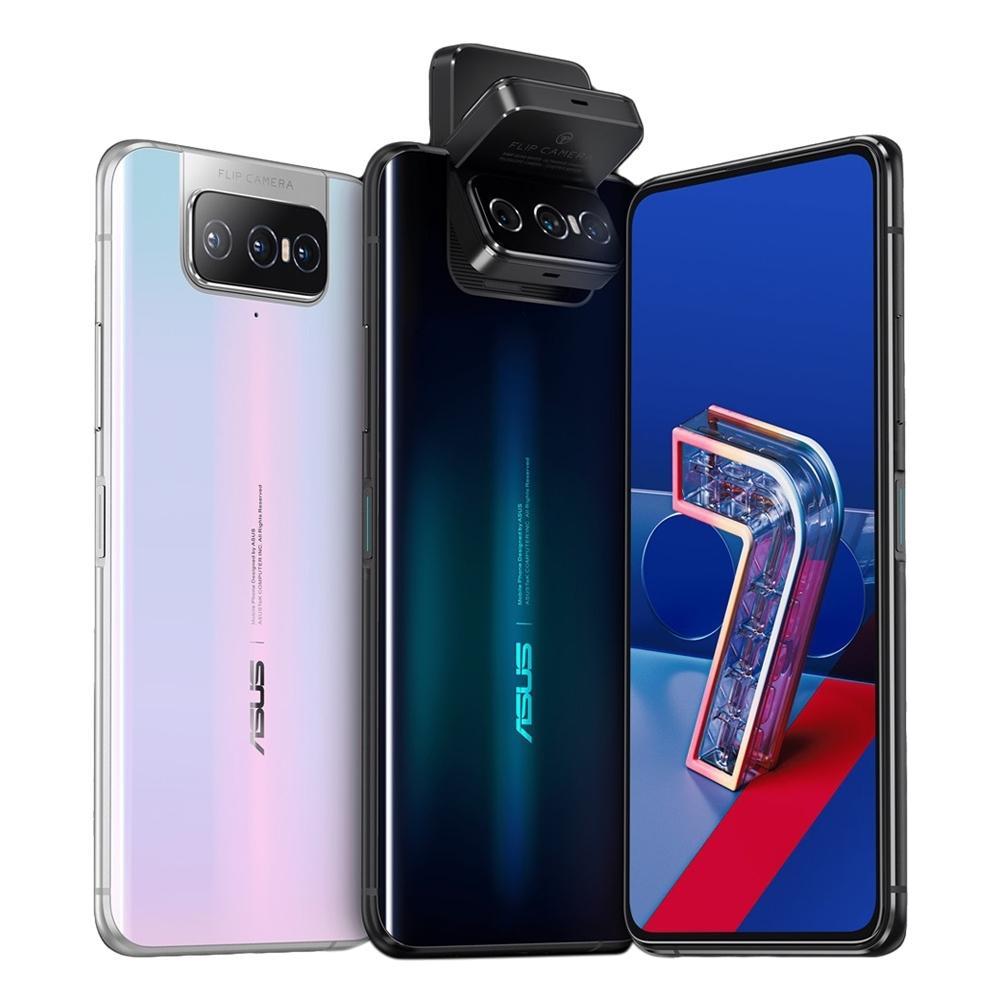 ASUS ZenFone 7 5G (8G/128G) 6.67吋翻轉三鏡頭智慧手機ZS670KS