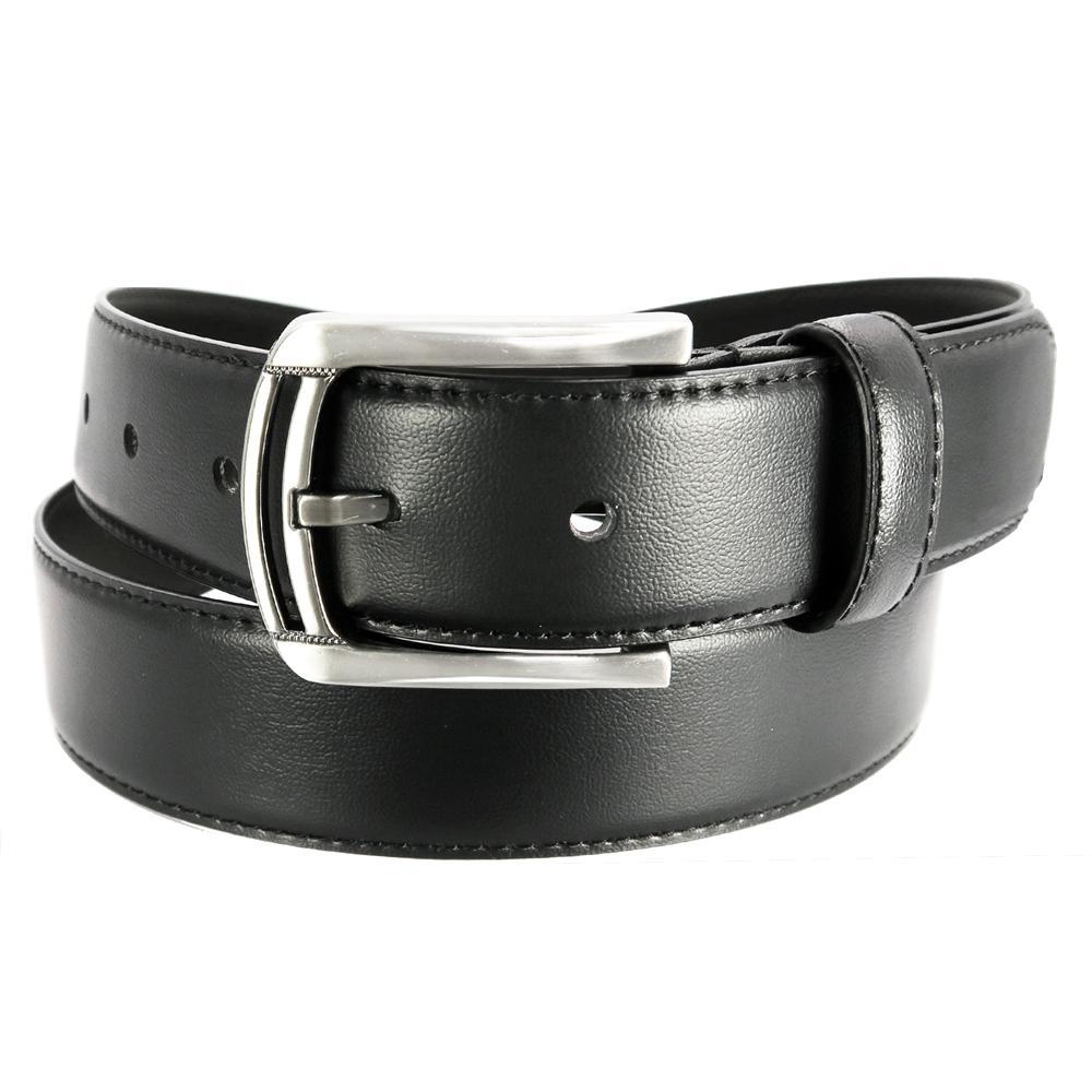 CH-BELT沉穩風格時尚型男休閒皮帶腰帶(黑)