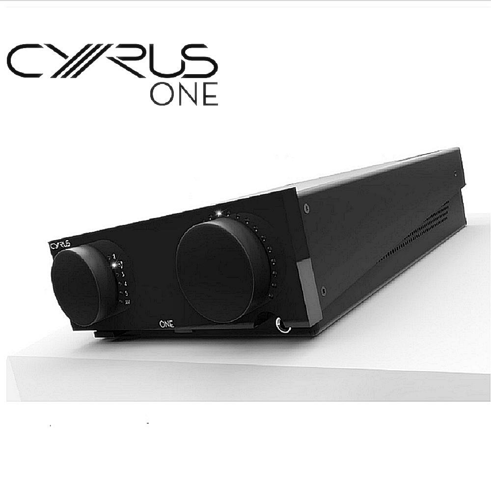 英國 Cyrus One 立體聲綜合擴大機