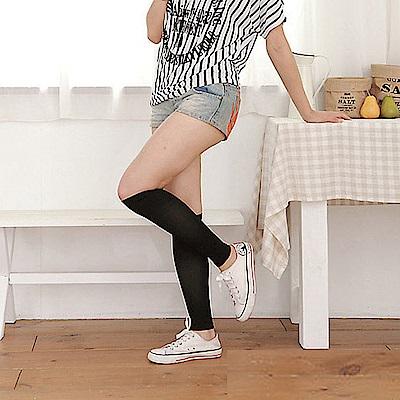 誠益 240丹超細纖維+萊卡漸進式壓力束小腿彈性襪-4雙