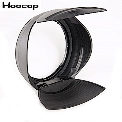 台灣HOOCAP二合一遮光罩鏡頭蓋R8277D,相容Nikon原廠遮光罩HB-31