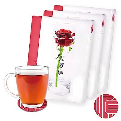 【順實週】經期可飲天然草本月月飲濃縮液( 6 包* 3 盒)