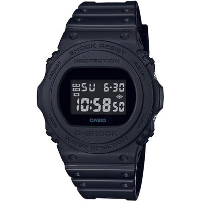 G-SHOCK 復刻經典運動錶(DW-5750E-1B)45.4mm