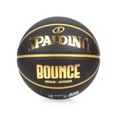 SPALDING Bounce 籃球-PU 黑金