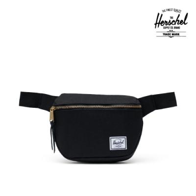 【Herschel】Fifteen 腰包-黑色