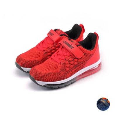 COMBAT艾樂跑童鞋-氣墊運動鞋-紅/藍(TD6301)