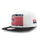 M&N 92 Dream Team 棒球帽 白色