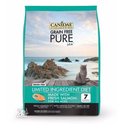 CANIDAE 無穀鮮鮭魚貓糧 1.1kg