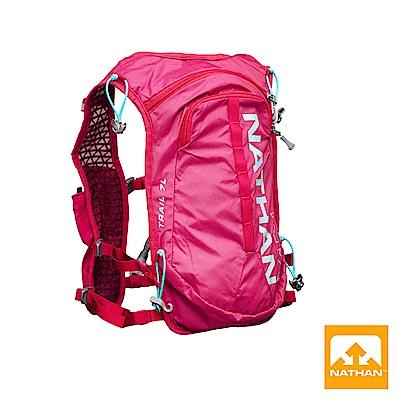 NATHAN Trail -Mix 超馬米克斯水袋背包2L(酒紅)