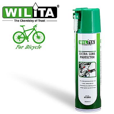 英國WILITA威力特 乾性強力潤滑防護劑300ml