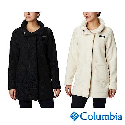 Columbia 哥倫比亞 女款-長版針織外套-2色 UAR13330  活動款
