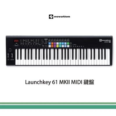 Novation Launchkey /61鍵MIDI鍵盤