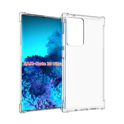 IN7 Samsung Note 20 Ultra (6.9吋) 氣囊防摔 透明TPU空壓殼 軟殼 手機保護殼