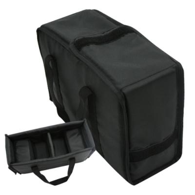 一機兩鏡側背包型相機內袋防護套 (黑) 單眼相機包袋/相機內袋