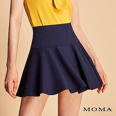 MOMA 短版高腰圓裙