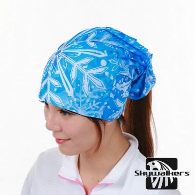 Skywalkers《雪花》魔術頭巾