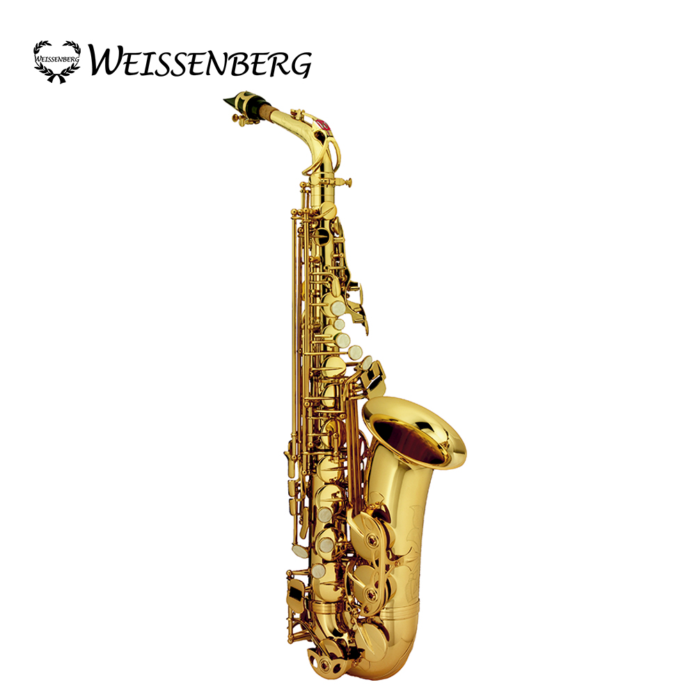 [無卡分期-12期] Weissenberg A-603GL Alto 中音薩克斯風