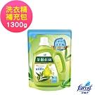 茶樹莊園 茶樹天然濃縮酵素洗衣精補充包 1300g