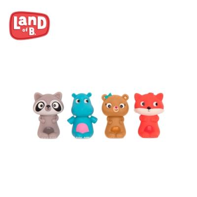 B.Toys 手指偶劇團-山林小組_Land of B.系列