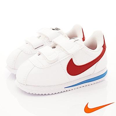 NIKE 阿甘鞋NI04769-103白藍紅(寶寶段)