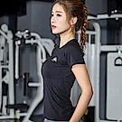【KISSDIAMOND】高彈力清涼透氣美背運動休閒上衣-103