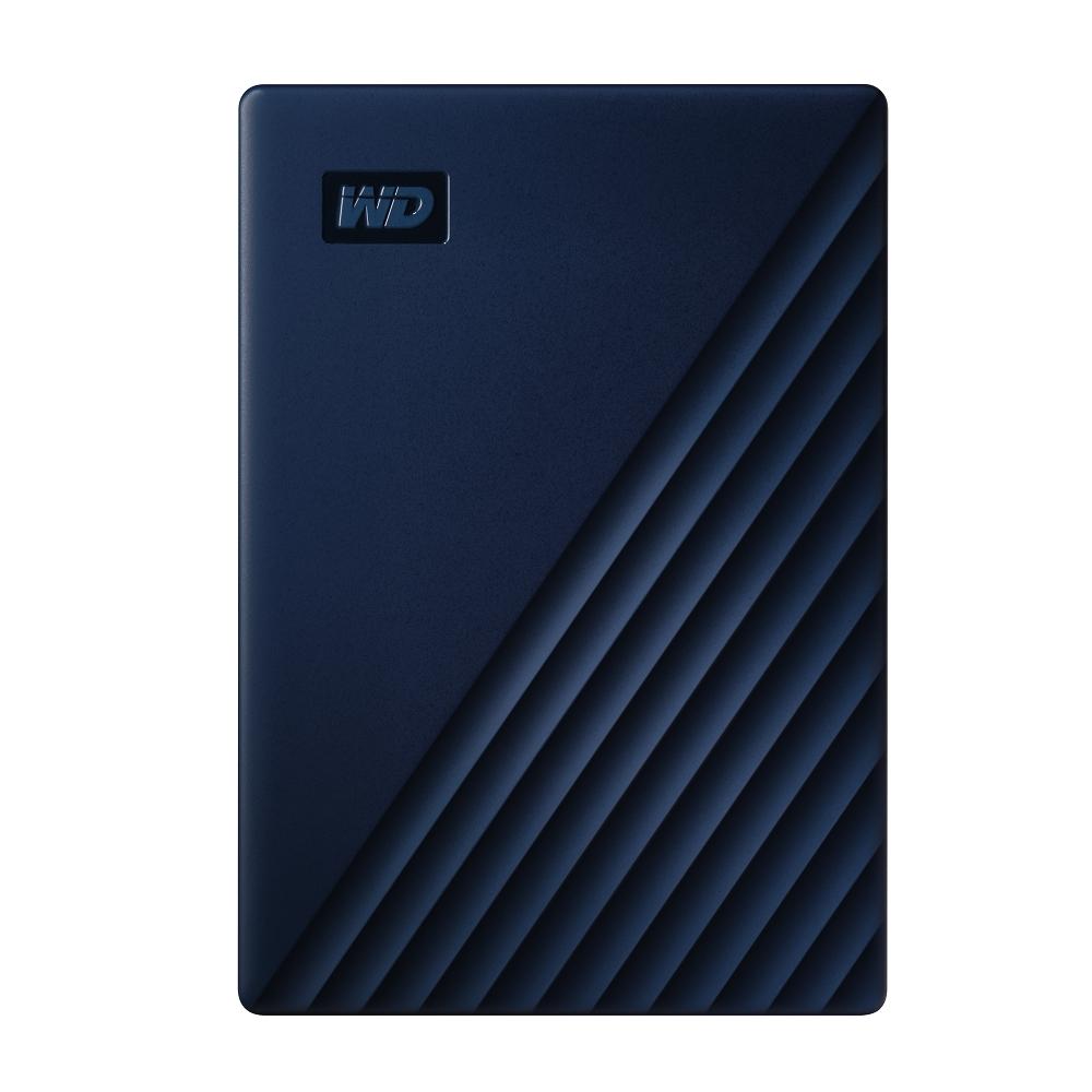 WD My Passport for Mac 2TB 2.5吋USB-C行動硬碟
