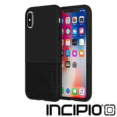 Incipio iPhoneX/iPhoneXS 幻色躍動防摔系列保護殼-質感黑