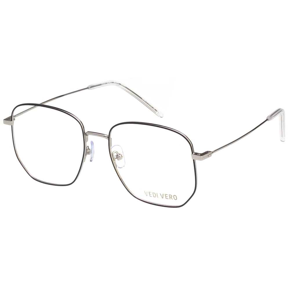 VEDI VERO 光學眼鏡 (黑配銀)