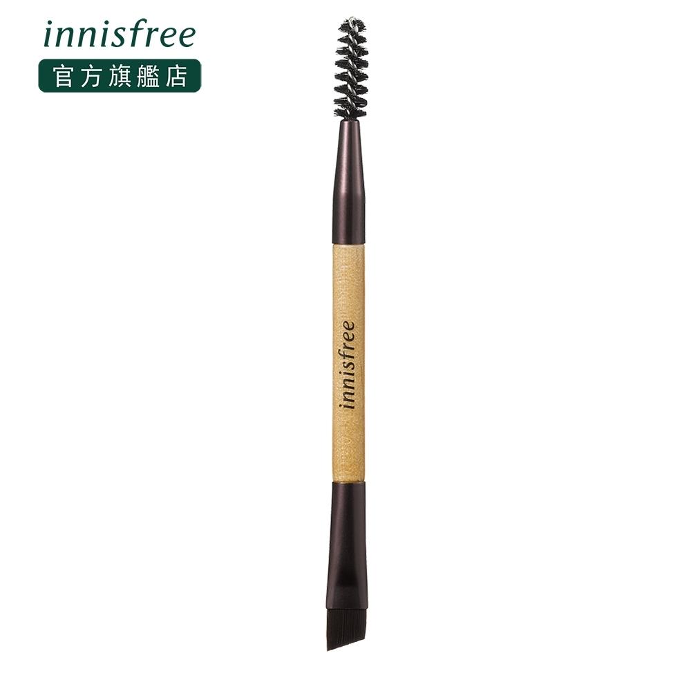 innisfree 妝自然美妝工具-迷你雙頭眉刷