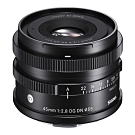 SIGMA 45mm F2.8 DG DN C 定焦鏡 (公司貨)