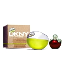 DKNY Be Delicious 青蘋果女香淡香精 100ml 隨機搭贈 4ml 小香