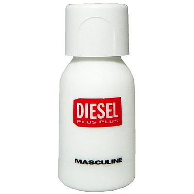 Diesel Plus Plus 牛奶瓶男性淡香水 75ml 無外盒包裝
