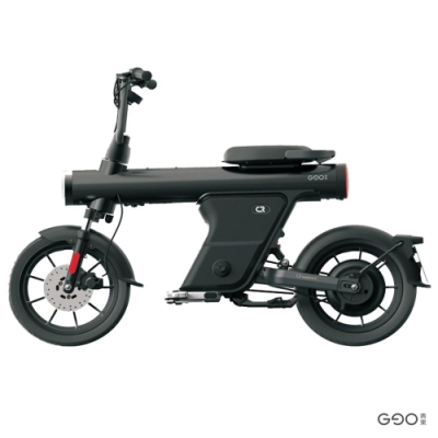 【GGO 青果】 GO-1 大綱炮 48V鋰電 液晶顯示 鋁合金 電動輔助自行車