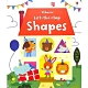 Lift-The-Flap Shapes 翻翻學習書:百變圖形精裝本 product thumbnail 1