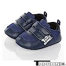 TOPUONE童鞋 輕量透氣減壓寶寶學步鞋-藍