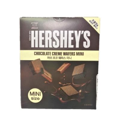 【Hershey s】巧克力威化餅100g